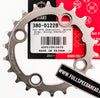 FSA PRO MTB Chainring X10 Speed 22t 64 BCD 4 Bolt Bike 380-0122B Storm Grey NEW