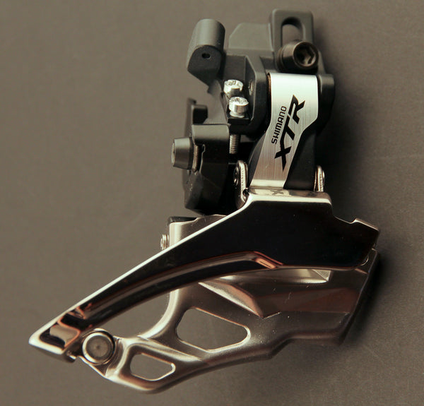 SHIMANO XTR FD-M986 Bike Front Derailleur Direct Mount Dual Pull NEW