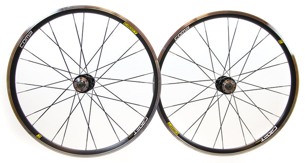"CROFT Comp 26"" MTB Bike Rim/Disc Wheelset 24/24H QR Shimano/SRAM Compatible NEW"