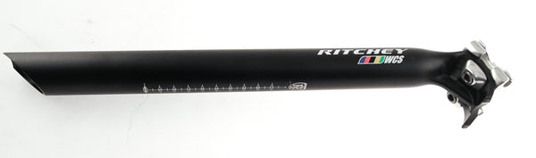 Ritchey Road/Mountain WCS Seatpost 31.6 x 350mm Satin Black 237g NEW