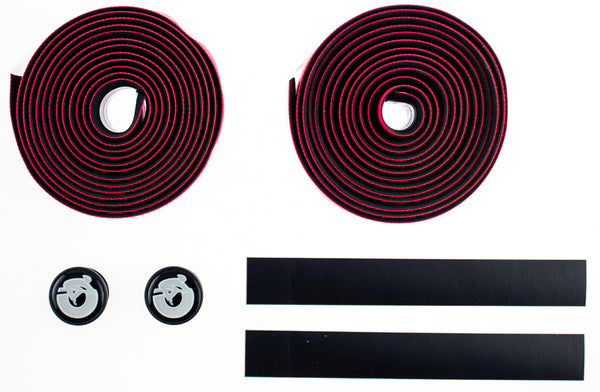 Bike Handlebar Tape Red Bicycle Bike Road Drop Bar Anti-Slip Shock Absorb NEW