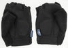 SPENCO POLICE SERIES Small S Sm Cycling Black Bike Padded Full Finger Gloves NEW