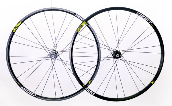 "Croft Solaris 27.5"" 650B MTB Bike Wheelset Shimano / SRAM 7-11s CL Disc QR NEW"