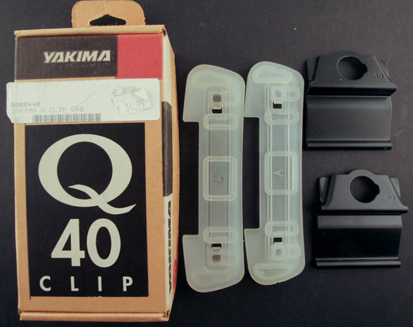 Yakima Q-Clip Q40 #40 For Q-Tower Vehicle Roof Rack Part #0640 NEW
