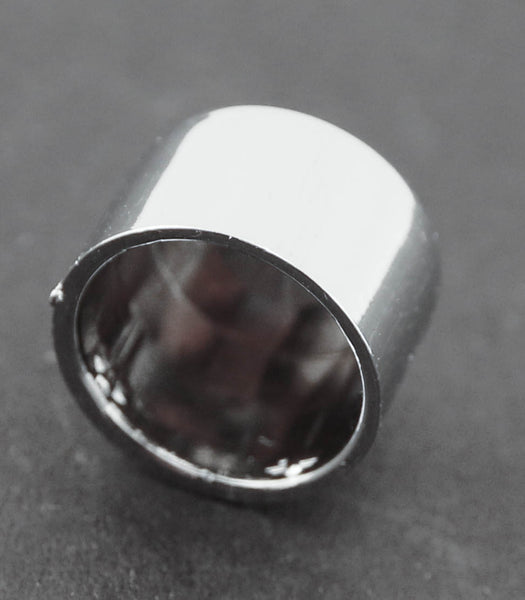 "10 HOT TOPPERS HARLEY Engine Trim 1/4"" Chrome Dome Socket Head Cap Screw Cover"