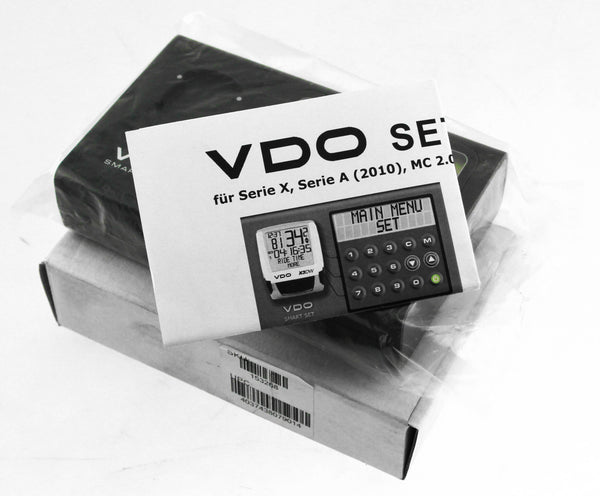 VDO Smart Set Box for A-Series X-Series MC 2.0 Bike Computers New in Box