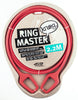 KNOG RING MASTER 2.2m Bike Cable Bike Silicone Over-Moulded Red 10mm Steel NEW