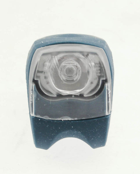 KNOG BOOMER 1 White LED Bike Headlight Indigo 30 Lumens 4 Mode 600m Vis NEW