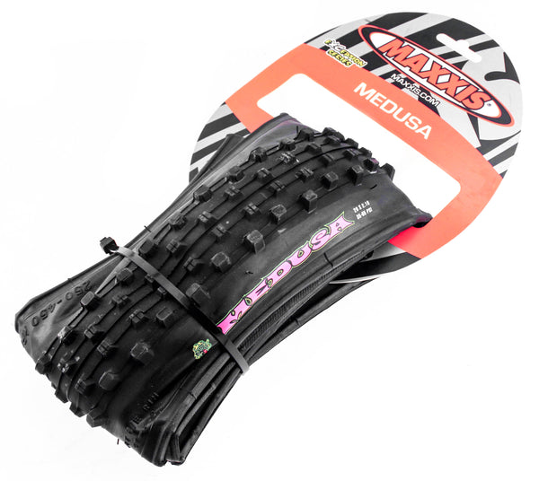 "Maxxis Medusa 2.1 Exception Series 26"" x 2.10"" XC / MTB Bike Tire 120tpi New"