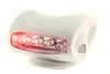 KNOG SKINK White Bike Rear Tail Light 4 RED LED 3 Flash Mode Water Resistant NEW