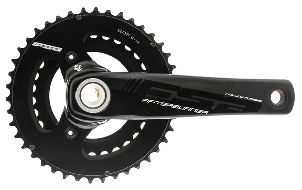 FSA Afterburner 386 BB30 175mm 42 / 30t MTB Bike Crankset Aluminum Alloy New
