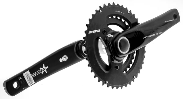 FSA Afterburner 386 BB30 170mm 42 / 30t MTB Bike Crankset Aluminum Alloy New