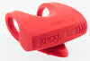 KNOG NERD 5/9/12 Transmitter Wireless Sensor Magnet Bike Cyclocomputer Red NEW
