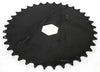 Hex Mount Bike Chainring 36T 1/8