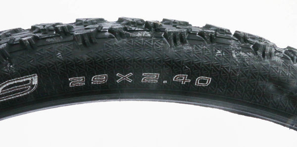 "1 QTY Tioga Venture 29 x 2.4"" Downhill/Gravity MTB Bike Wire Tire 35-65PSI NEW"