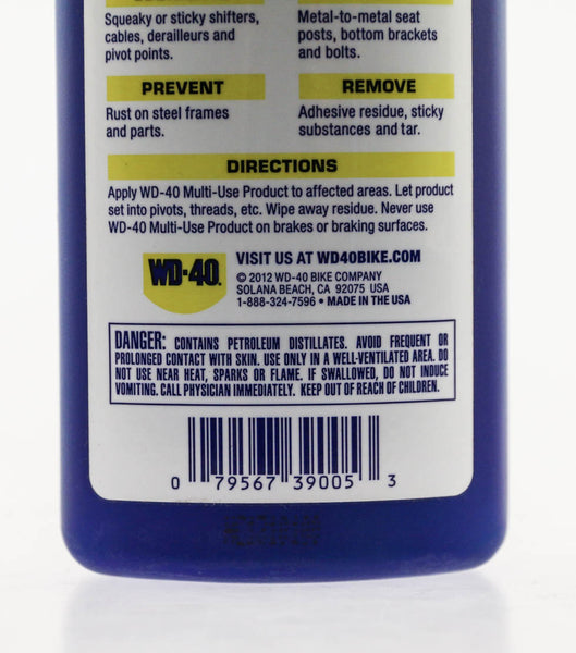 1 QTY WD-40 4oz Drip Bottle Multi Purpose Lubricant Penetrating Oil WD40 NEW