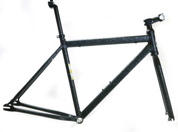 EVO Slay Med 54cm Single Speed Fixed / Freewheel 700c Road Track Urban Frame NEW