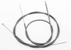4pc Ultegra Shimano Road Bike Housing SLR Brake Cable Set Gray 800/1400mm NEW