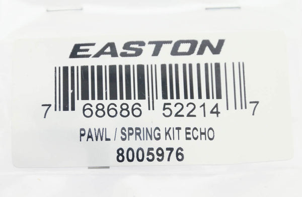 Easton Echo Rear Wheel Freehub Body Pawls / Spring Kit # 8005976 NEW