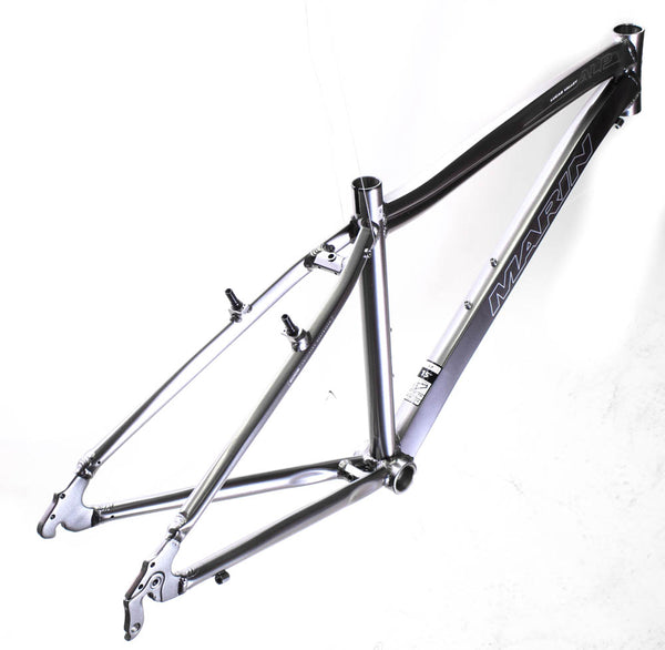 "MARIN LUCAS VALLEY ALP 15"" Road Commuter Bike Frame Alloy Silver 700c NOS NEW"