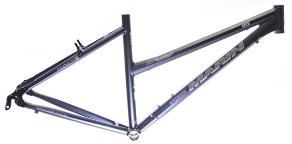 "13"" MARIN SAN ANSELMO Women's Hybrid City 700c Bike Frame Grey Aluminum NOS NEW"
