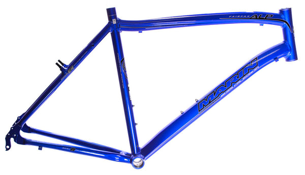 "MARIN FAIRFAX 15"" ALP Road Sport Bike Frame Alloy Blue Royale 700c E3 NOS NEW"