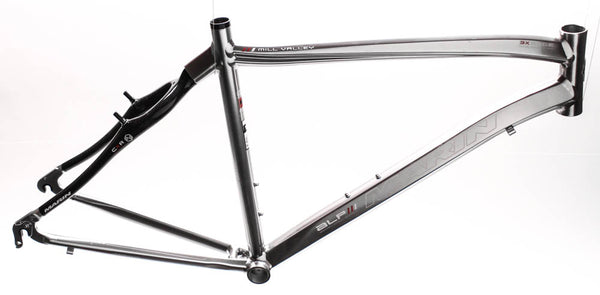 "MARIN MILL VALLEY 15"" ALP Road Sport Bike Frame Alloy / Carbon Grey 700c NEW"