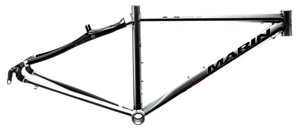 "MARIN HIGHWAY ONE 13.5"" Hybrid Road Bike Frame Alloy / Carbon Grey 700c NOS NEW"