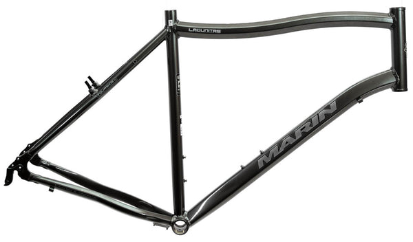 "MARIN LAGUNITAS 22"" Hybrid Street 29"" Commute 700c Bike Frame Alloy Grey NOS NEW"