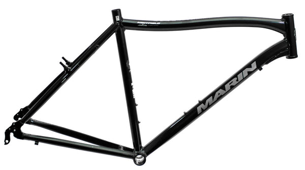 "19"" MARIN KENTFIELD Hybrid City Commuter 700c Bike Frame Black Alloy V NOS NEW"