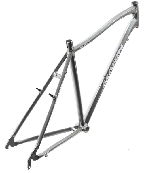 "MARIN SAUSALITO 19"" Road Commuter Bike Frame Alloy Grey 700c E3 Tubing NOS NEW"