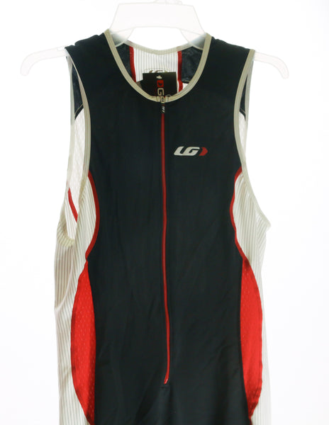Size X-Large Women's Louis Garneau Pro Triathlon Road Cycling Bib Short Suit NEW