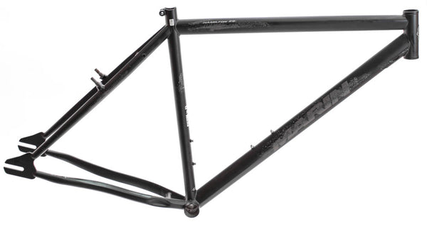 "17"" MARIN HAMILTON 29ER Urban Single Speed Fixed Gear Bike Frame Black NEW"