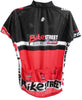 HINCAPIE AXIS Women's Cycling Jersey XS Short Sleeve Red/Black BIKE STREET NEW