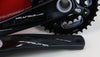 FSA Afterburner BB30 / PF30 MTB Bike Crankset + BB 38/24T D10s 175mm NEW