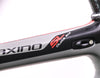 Blue Axino SL 700c T-800 Carbon Fiber Road Racing Bike Frame + Fork 51.5cm NEW