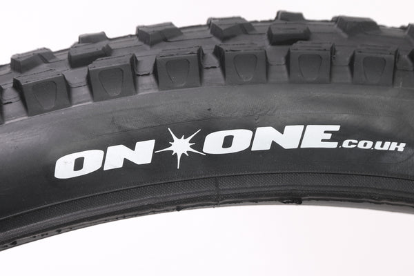 "2 QTY On-One Chunky Monkey 29er x 2.4"" Folding Bead MTB Bike Tires 50a NEW"