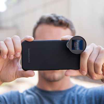 Anamorphic Lens Edition - iPhone XR - SANDMARC