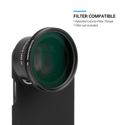 Telephoto Lens Edition - iPhone 8 / 7 - SANDMARC