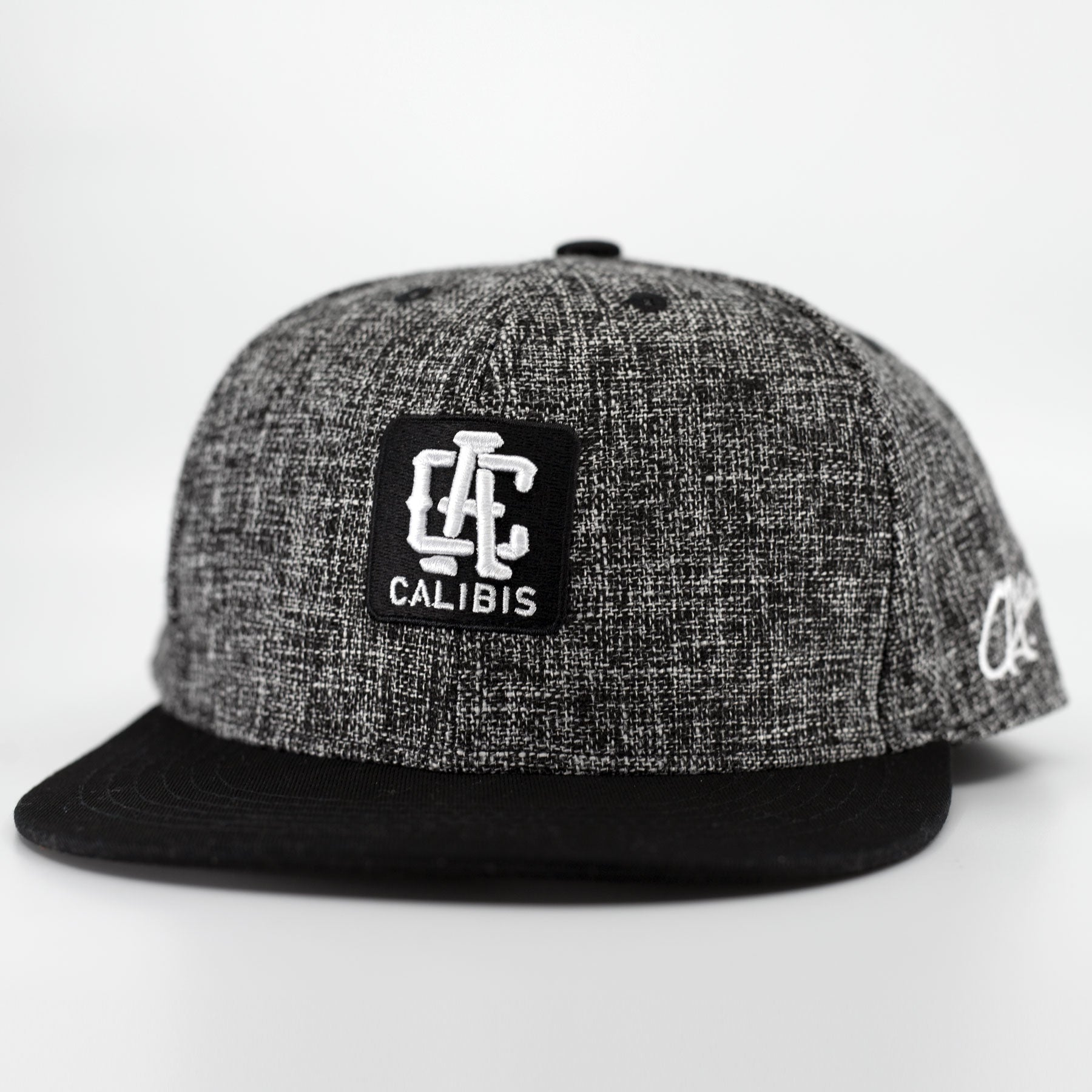 Concrete Snapback by Calibis Clothing