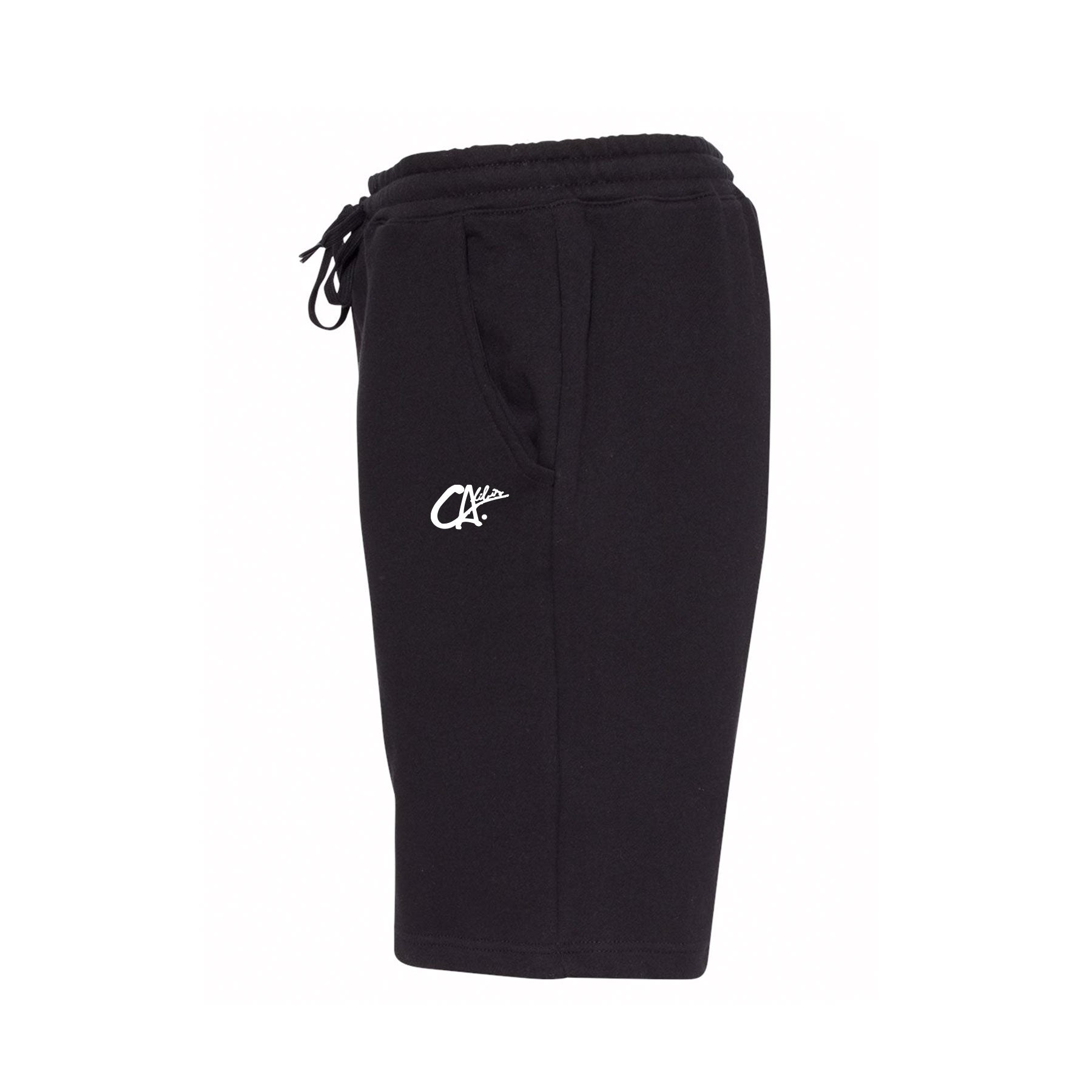 Classic Sweat Shorts by Calibis Clothing(BLACK)