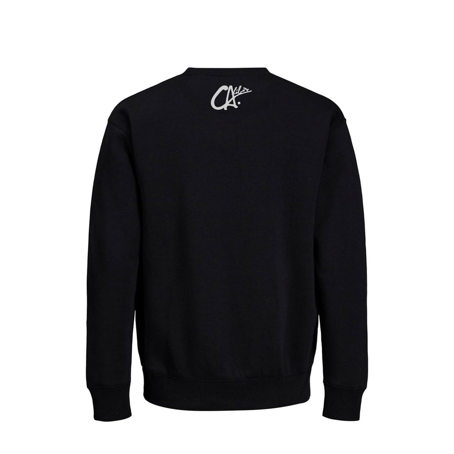 Geo Crewneck Sweater by Calibis Clothing