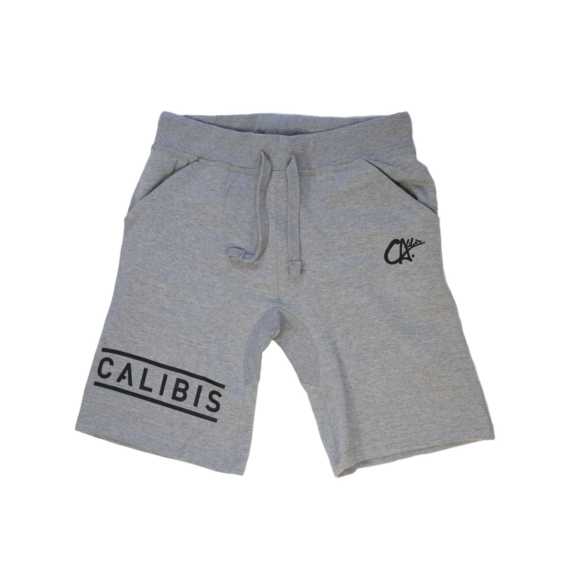 Concrete Sweat Shorts by Calibis Clothing