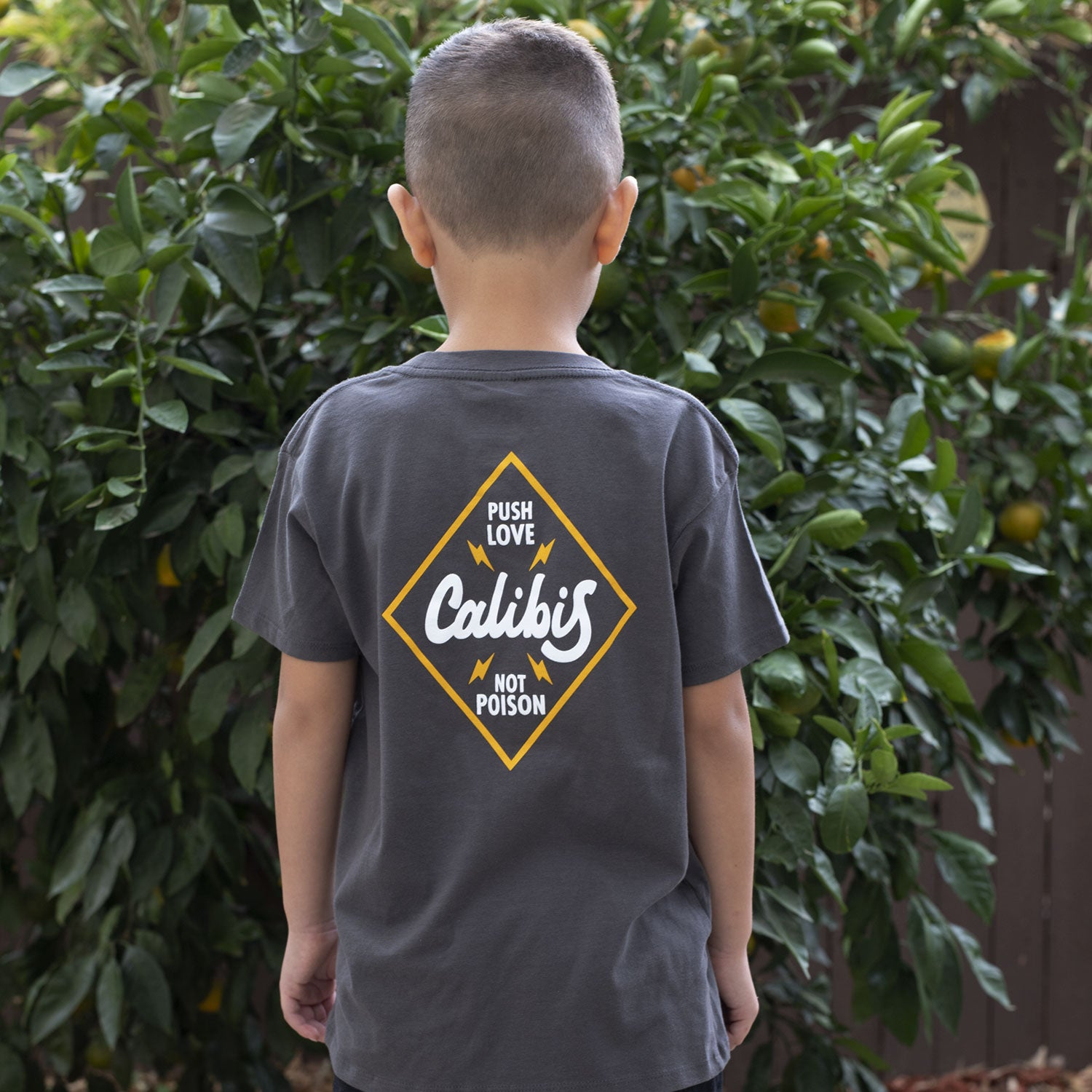 Bolt Up Kids Tee by Calibis Clothing