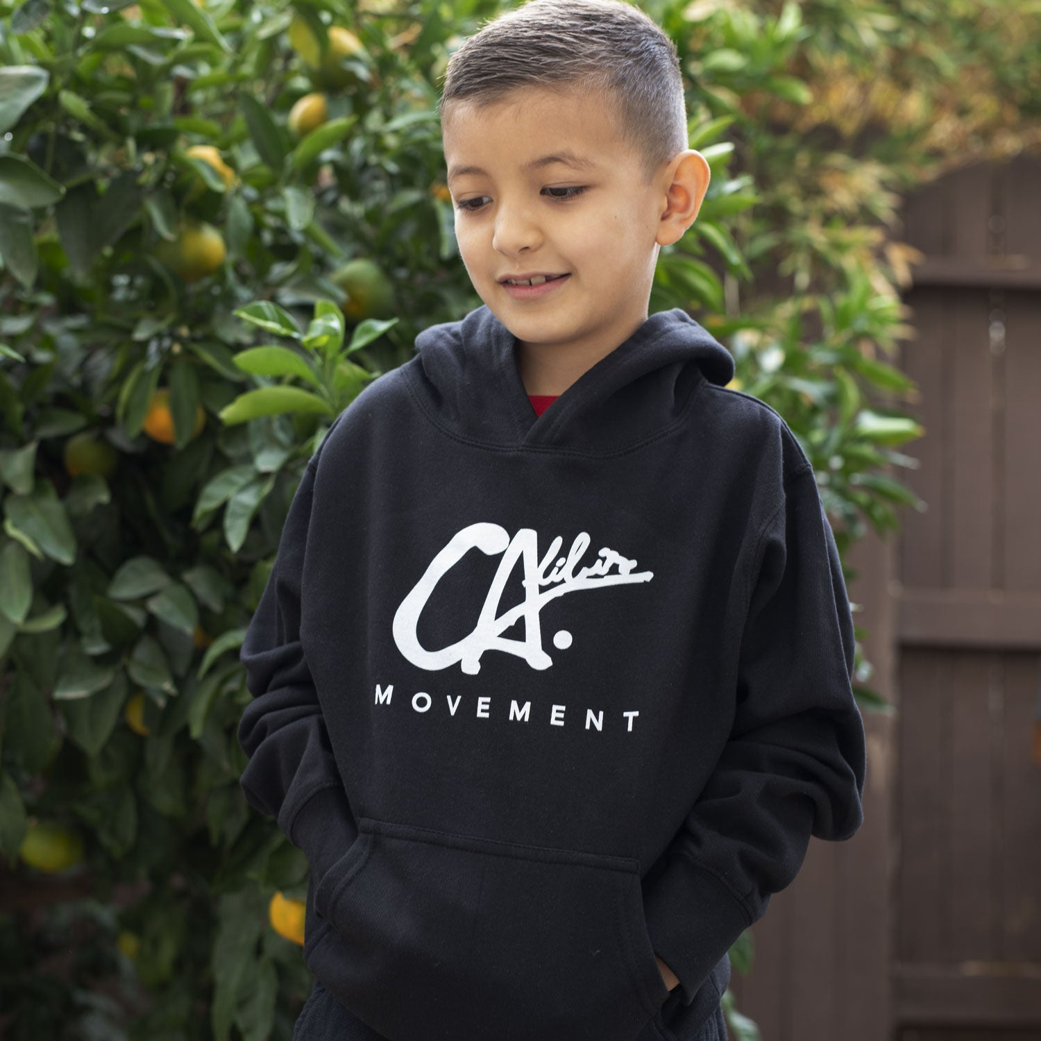 Calibis Kids Logo Hoodie by Calibis Clothing