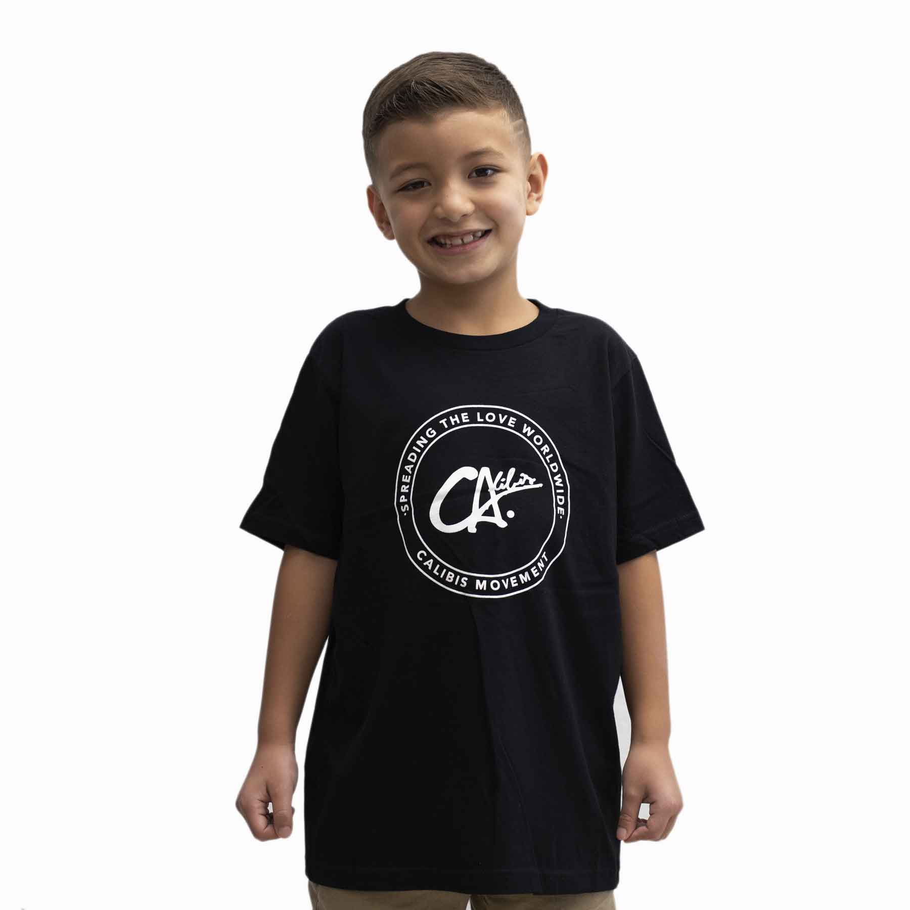 Kids Worldwide Tee by Calibis Clothing