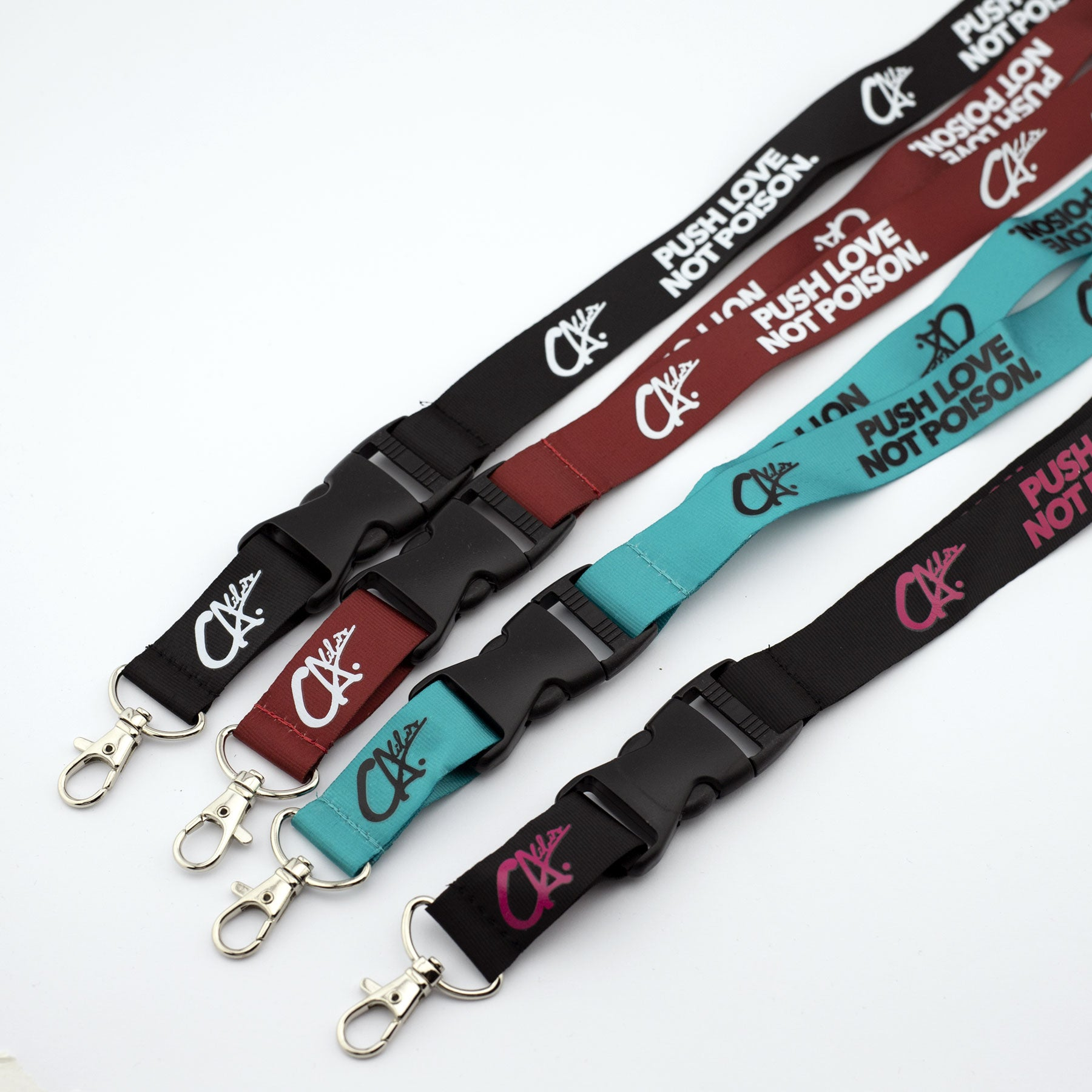 Lanyards by Calibis Clothing
