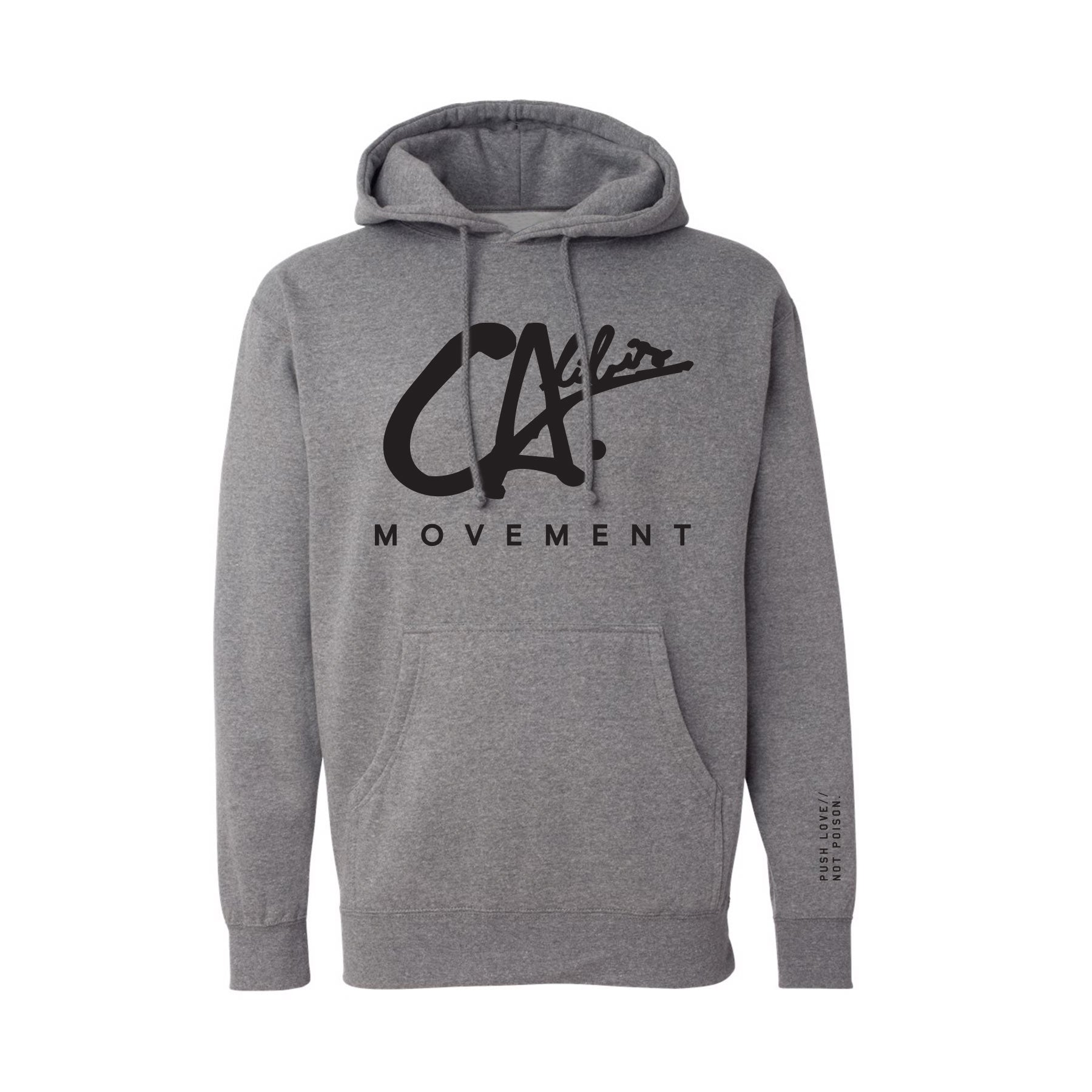 Logo Hoodie by Calibis Clothing