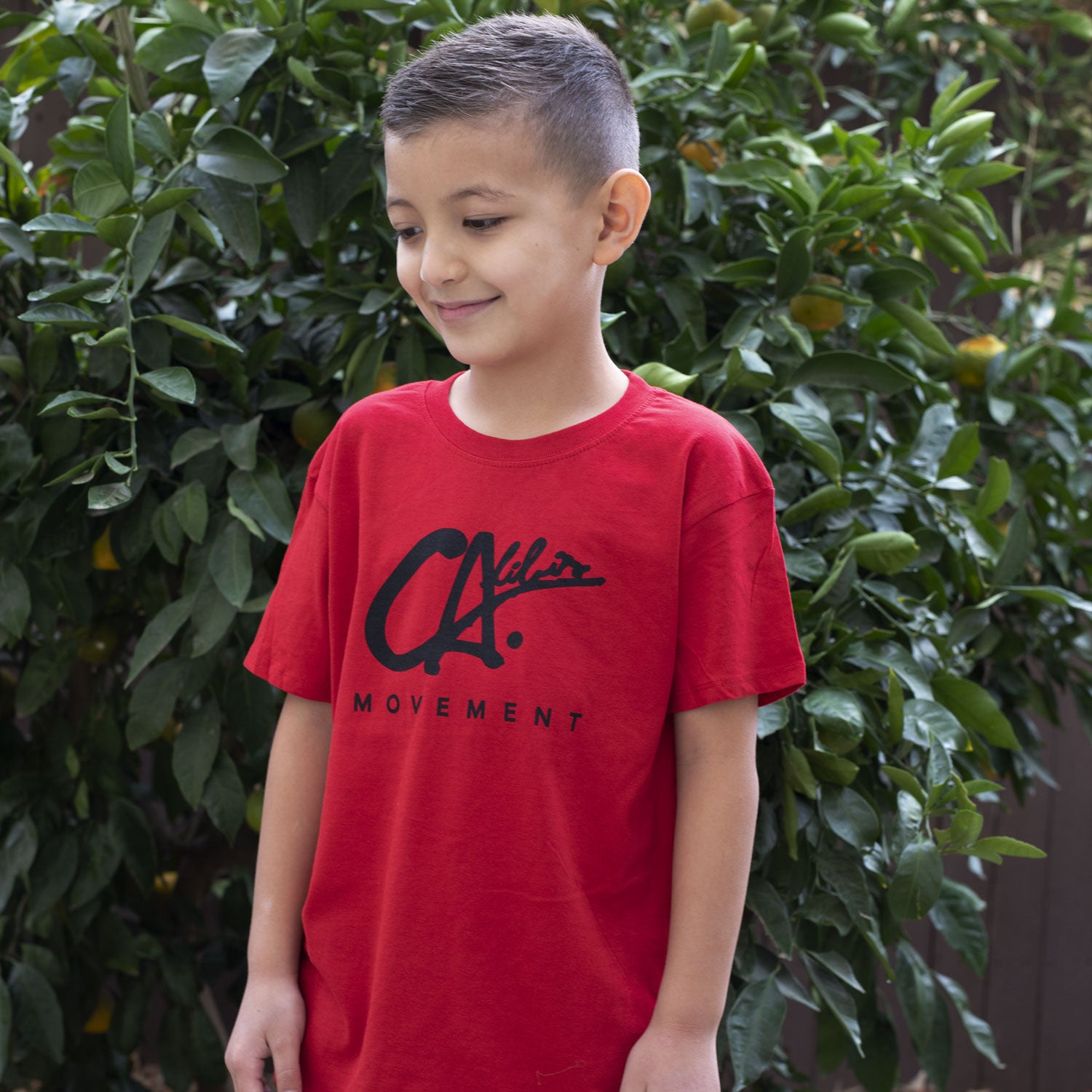 Kids Calibis Logo Tee by Calibis Clothing