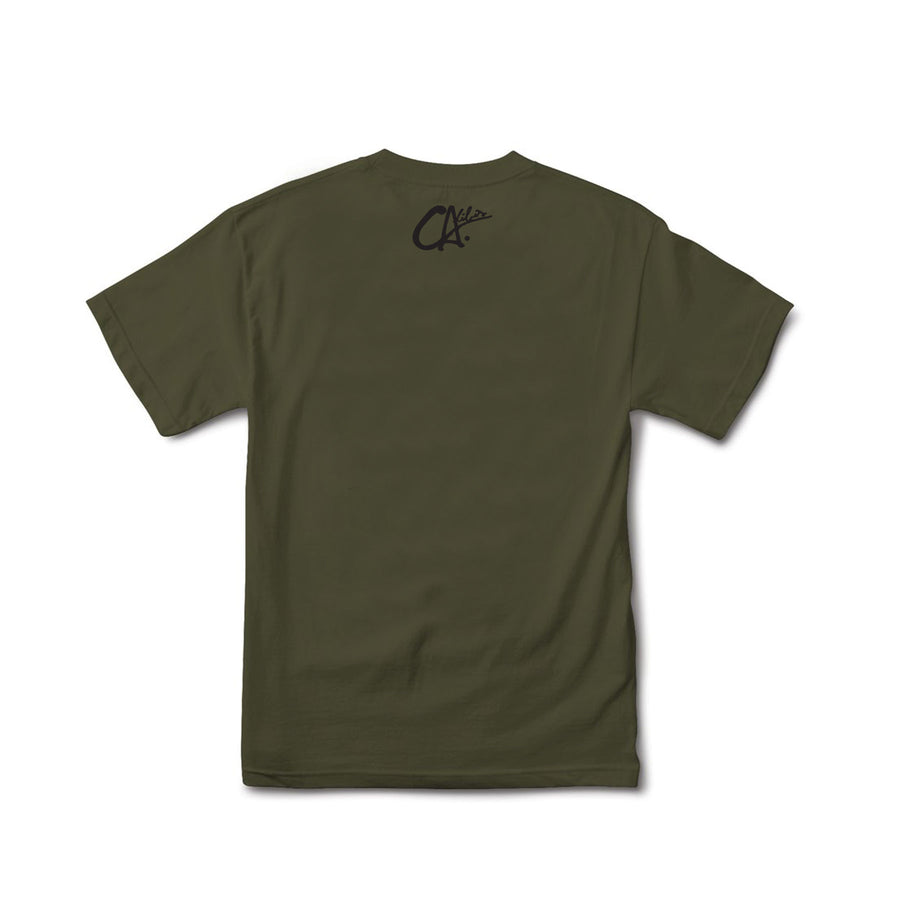 Logo Tee by Calibis Clothing